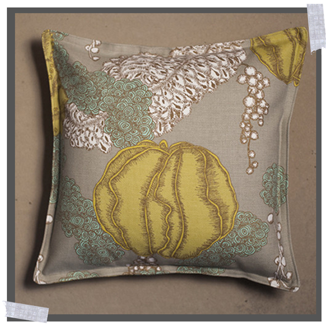 Mary Kysar pillow