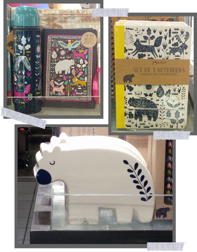 Paperchase Canada Nordic Nights products