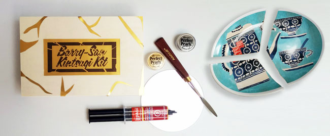 DIY Kintsugi kit